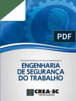 Manual de Fiscalização CREA Engenharia Segurança Do Trabalho