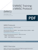MM1 Phone To MMSC Protocol