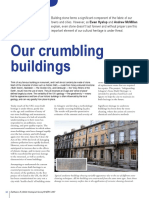 Our crumbling buildings, glasgow