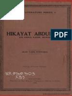 hikayat abdullah.pdf