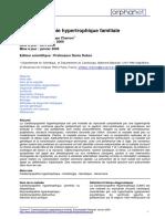 Fr CardiomyopathieHypertrophique