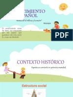 Renacimiento en España diapositivas