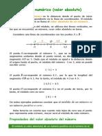 Módulo numérico