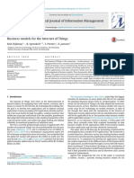 Business models for the Internet of Things.pdf
