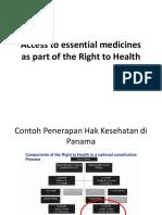 'Access to Essential Medicines