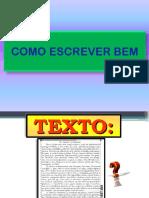 Fatores de Textualidade