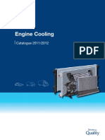 Kühler Motorkühlung DENSO DRM09161 für FIAT FORD