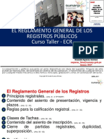 3.2. Reglamento General de Los Registros Públicos - Parte II