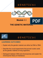 1. The Genetic Material.pptx