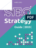 SEO Strategy Guide 2019