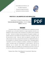 Informe Practica 9 Grupo 12 Redox