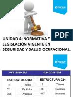 Unidad 5 Normativa y legislación vigente en seguridad y salud ocupacional. (1).pdf