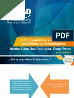 segunda webconference Epistemología