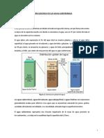 Acción Geologica de Las Aguas Subterraneas