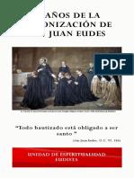 92 años de la canonizacion de San Juan Eudes