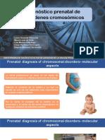 SEMINARIO 1 GENETICA