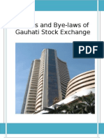 Trading and Settlement in Indian Stock Market
