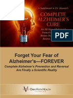 Complete Alzheimer s Cure