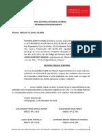 Recurso Especial Eleitoral - Eleições 2018