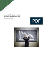 Novo Manual Didático-Pedagógico de Direito da Empresa em Crise Esquema Original 1a. Etapa (1).pdf