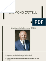 raymond cattel