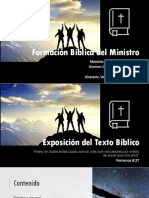 Exposicion Analisis de Texto