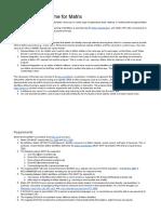 URI Protocol Scheme for Matrix