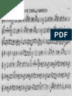 Swing March Trompeta