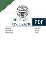 indus valley civilisation.docx