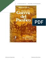 Resumen de la Guerra del Pacifico - Gonzalo Bulnes.pdf