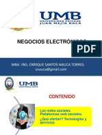 Negocios Electronicos