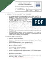 Sow for Civil Maintenence Works at Olomoro-oleh Fs-cs