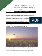 PRINCIPALES FUENTES DE ENERGÍAS DEL MUNDO.docx
