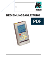 KE-FLB - Kabelmessbrücke