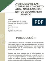 DURABILIDAD DE LAS ESTRUCTURAS DE CONCRETO ARMADO -.pptx