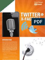 Twitter X Factors