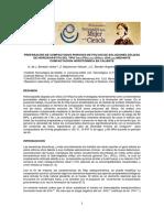 PREPARACIÓN DE COMPACTADOS POROSOS DE POLVOS DE SOLUCIONES SÓLIDAS DE HIDROXIAPATITA DEL TIPO Ca10 (PO4) (6-X) (SiO4) X (OH) (2-X) MEDIANTE COMPACTACIÓN HIDROTÉRMICA EN CALIENTE.docx