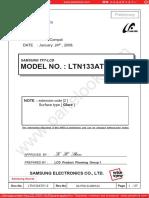 LTN133AT01