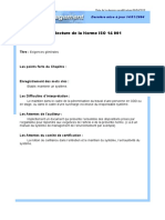 Fiche de Lecture 14001