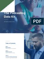 2017 Podcasting Data Kit