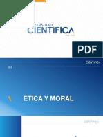 Semana 3 - Sesión 5 - Principios Éticos 2019-i