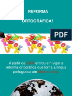 Aula 3.2 - Reforma Ortografica