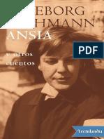 Ansia y otros cuentos - Ingeborg Bachmann.pdf