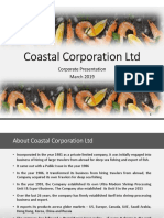 Coastal Corporation - March 2019 (3)