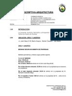MEMORIA  DESCRIPTIVA ARQUITECTURAcl (Recuperado).docx