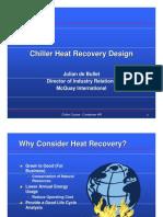 ASHRAE Chiller Course Condenser Water HR