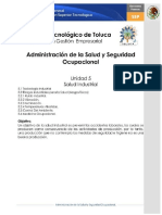 UNIDAD 5 Salud Industrial