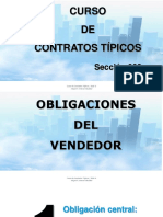 8. Obligaciones Del Vendedor