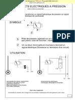 Contacte Electrique a Pression