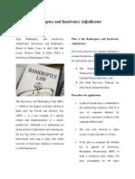 Bankruptcy and Insolvency Adjudicator praba.docx